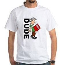 The Dude Front Tee