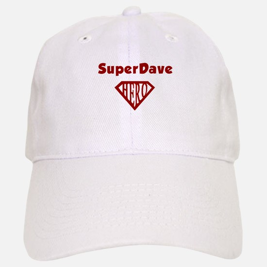 Super Hero Dave Cap