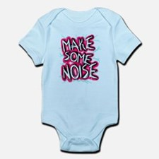 'Make Some Noise' Infant Bodysuit