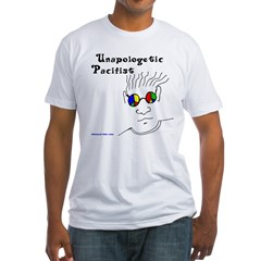 Unapologetic Pacifist T-Shirt