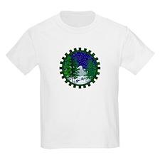Winter Snowmobile Christmas T-Shirt