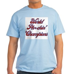 World F-in Champs Light T-Shirt