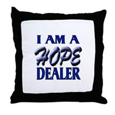 Cute Hood Throw Pillow