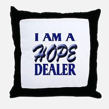 Unique Hope Throw Pillow