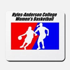 Hyles-Anderson Women's Basket Mousepad