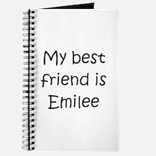 Cute Emilee Journal