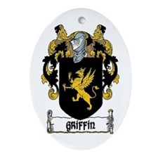 Griffin Coat of Arms Keepsake Ornament