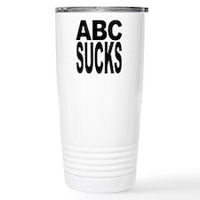 ABC Sucks Travel Mug