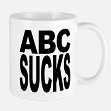 ABC Sucks Mug