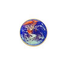 Earth 111 Mini Button