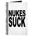 Nukes Suck Journal