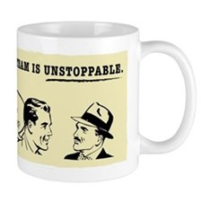 Unstoppable Fantasy Football Team Mug