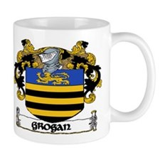 Grogan Coat of Arms Mug