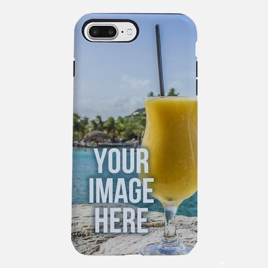 Your Image Travel iPhone 7 Plus Tough Case