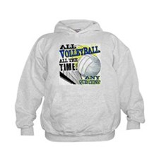 All Volleyball Hoodie