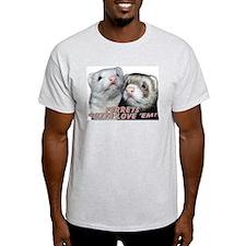 Gotta Love'em Ash Grey T-Shirt