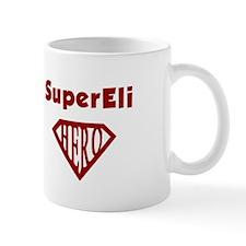 Super Hero Eli Mug