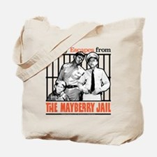The Mayberry Jail Tote Bag