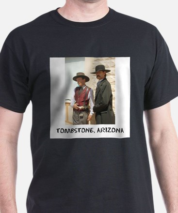 Wyatt Earp & Doc Holliday T-Shirt ( T-Shirt