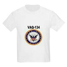 VAQ-134 Kids T-Shirt