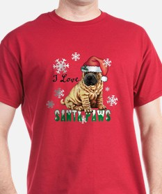 Holiday Shar-Pei T-Shirt