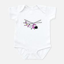 Pink HH-60 Infant Bodysuit
