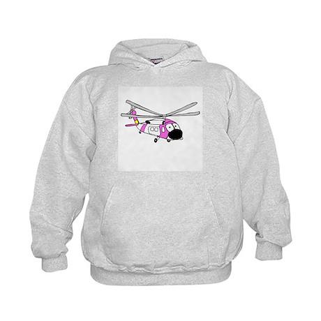 Pink HH-60 Kids Hoodie