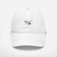 Pink HH-60 Baseball Baseball Cap