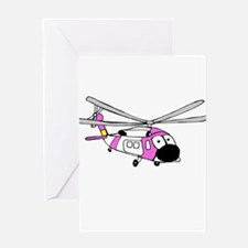Pink HH-60 Greeting Card
