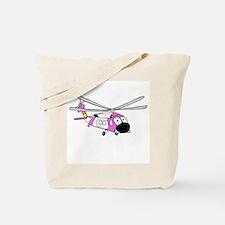 Pink HH-60 Tote Bag