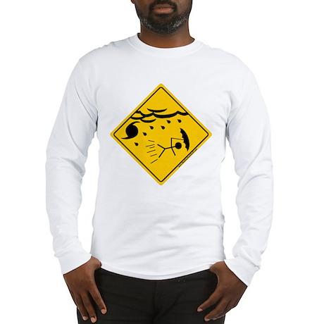 Hurricane Warning Long Sleeve T-Shirt