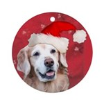 Cassie Ornament (Round)