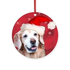 Cassie Ornament (Round)