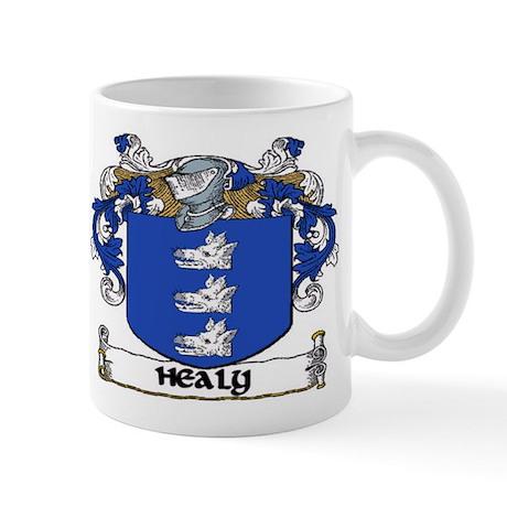 Healy Coat of Arms Mug