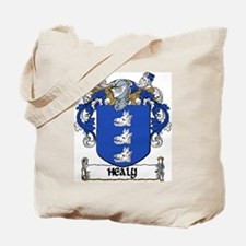 Healy Coat of Arms Tote Bag