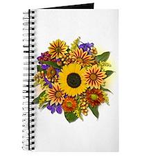 Autumn Bouquet Journal