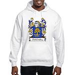 Dubensky Family Crest Hooded Sweatshirt
