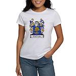 Dubensky Family Crest Women's T-Shirt
