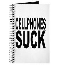 Cellphones Suck Journal