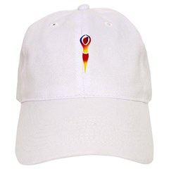 Ballet Dancer #1 Baseball Cap