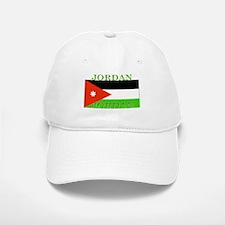 Jordan Jordanian Flag Baseball Baseball Cap