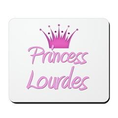 Princess Lourdes Mousepad