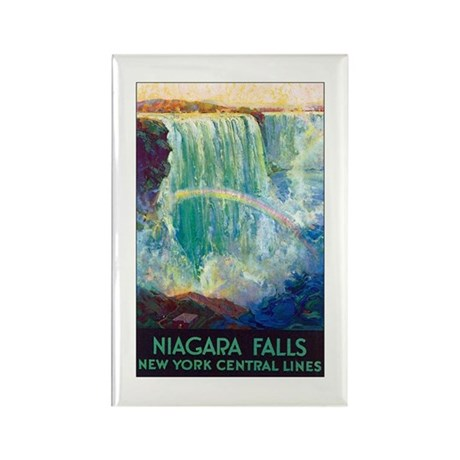 Niagara Falls Rectangle Magnet (10 pack)