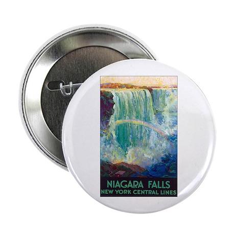 "Niagara Falls 2.25"" Button (10 pack)"