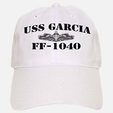 USS GARCIA Baseball Baseball Cap