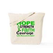 HOPE Muscular Dystrophy 3 Tote Bag
