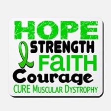 HOPE Muscular Dystrophy 3 Mousepad
