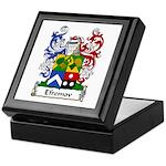 Efremov Family Crest Keepsake Box
