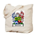 Efremov Family Crest Tote Bag