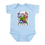 Efremov Family Crest Infant Creeper